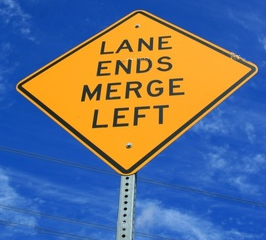Merge-Road-Traffic-Signs