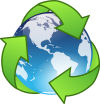 200px-Earth_recycle